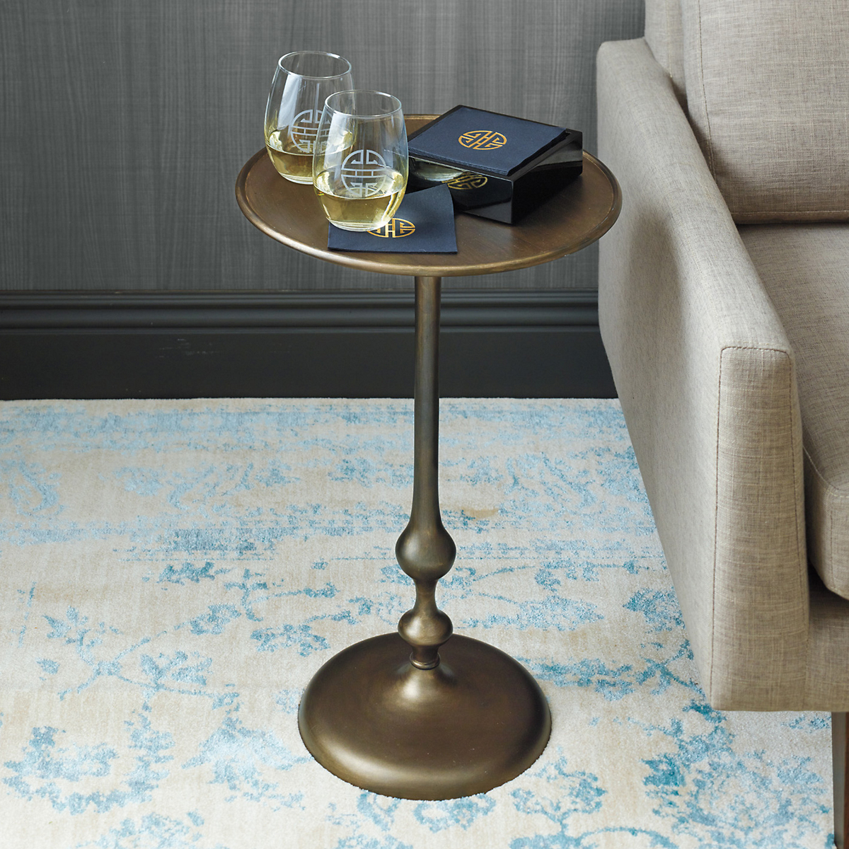 Bryson Pedestal Table