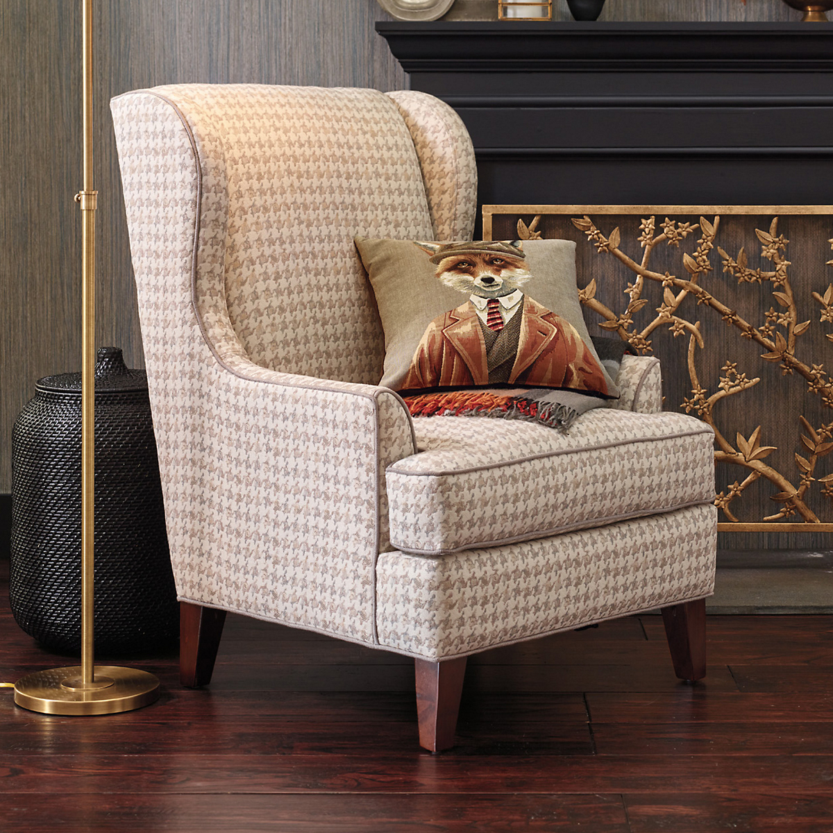 Baily Wingback Chair
