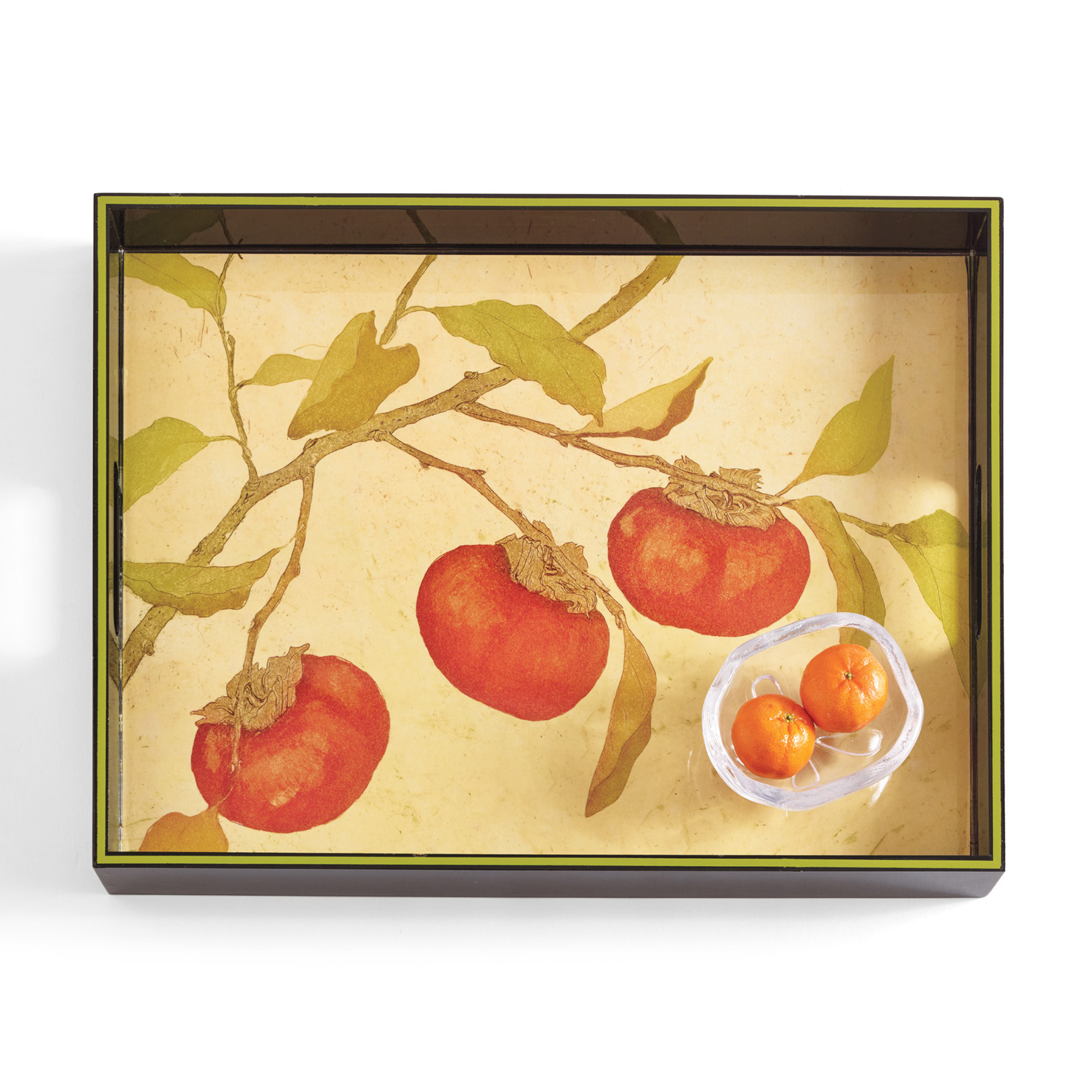 Persimmon Tray