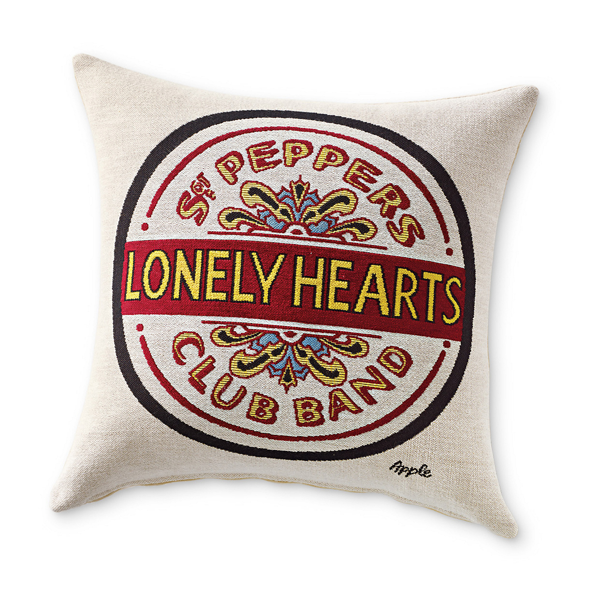 The Beatles Sgt. Pepper's Lonely Hearts Pillow