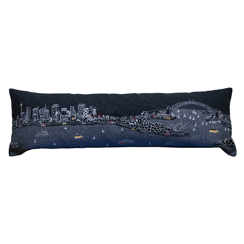 City Skyline Pillow, Sydney