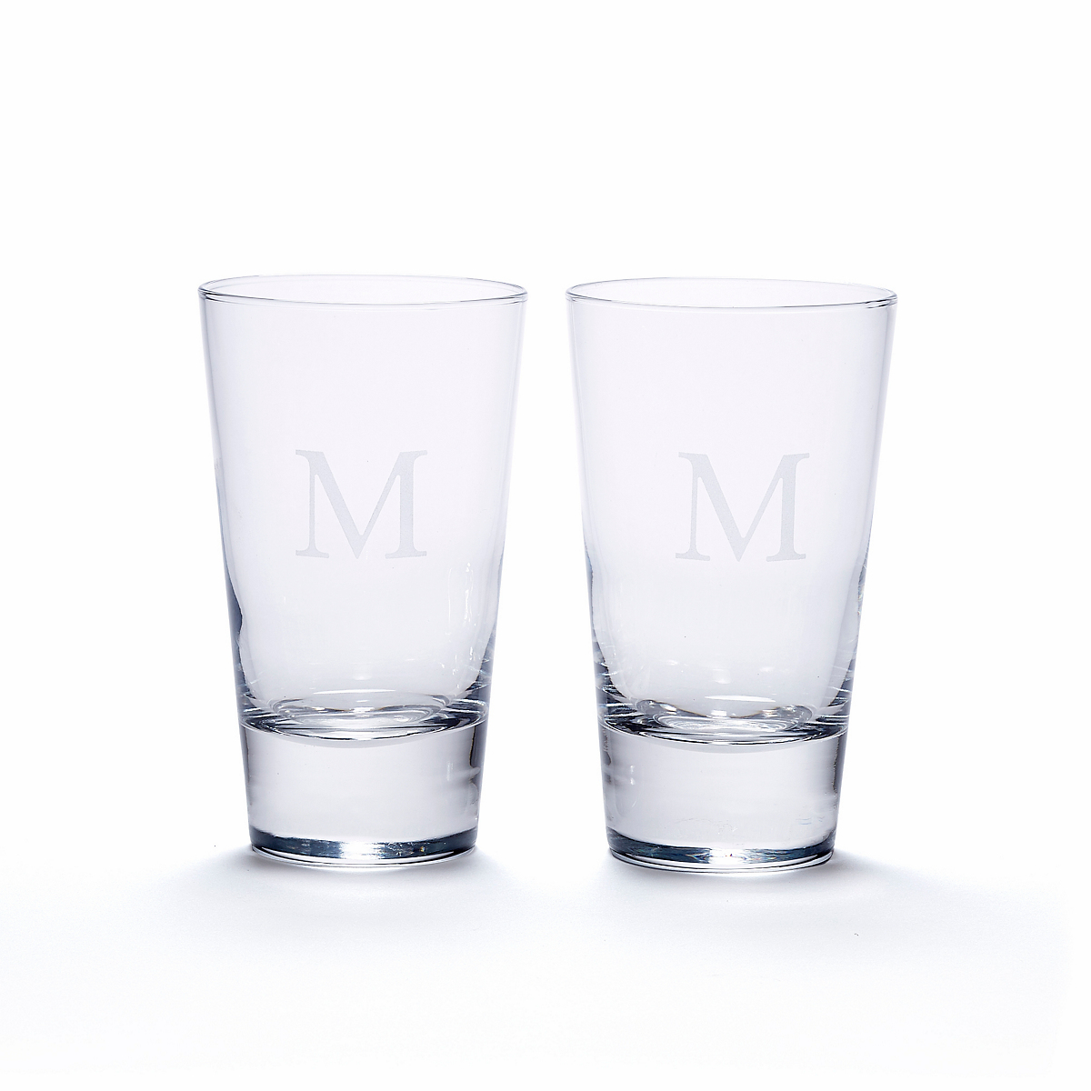 Highball Glasses, Set Of 4