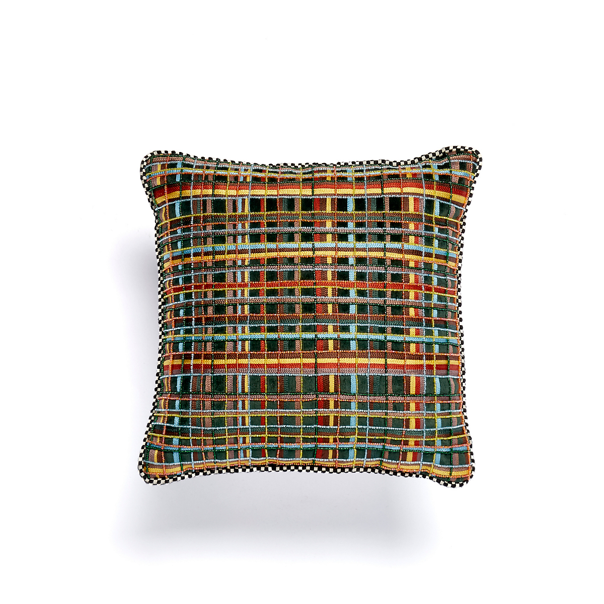 Mackenzie-Childs Inverness Pillow
