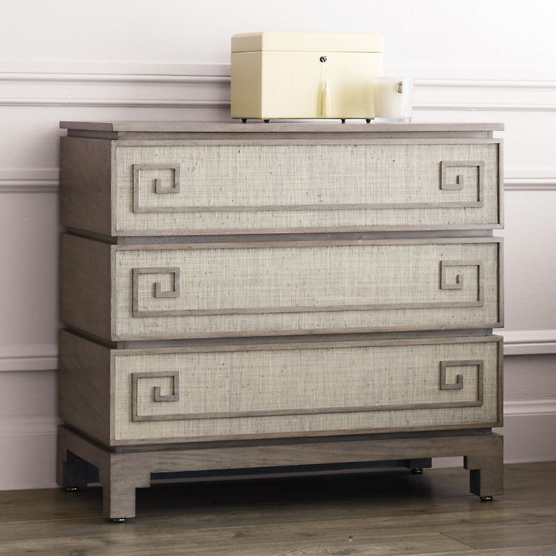 Waverly 3-Drawer Chest