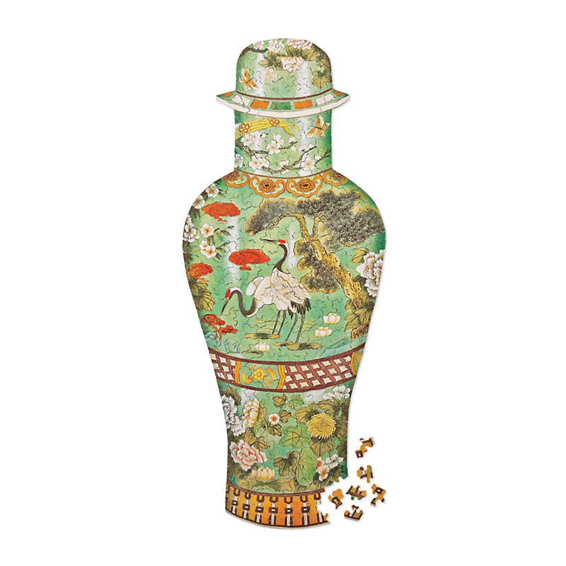 Chinoiserie Vase Puzzle