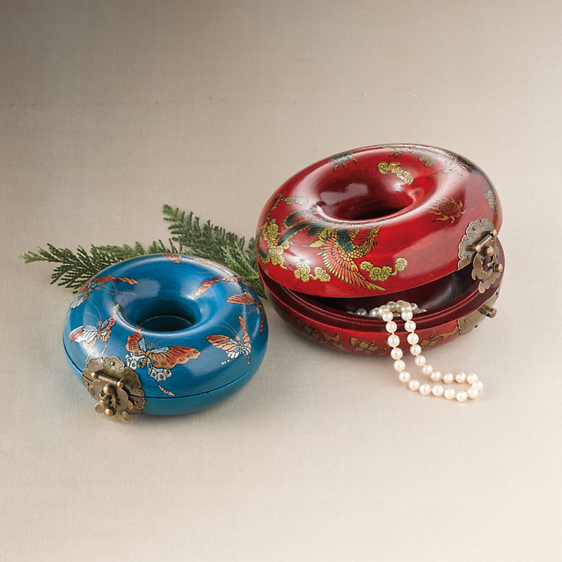 Chinese Jewelry Boxes