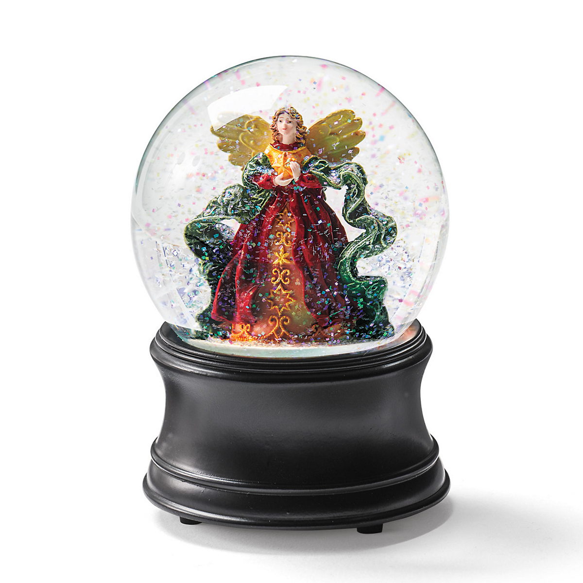 Angel Musical Snow Globe