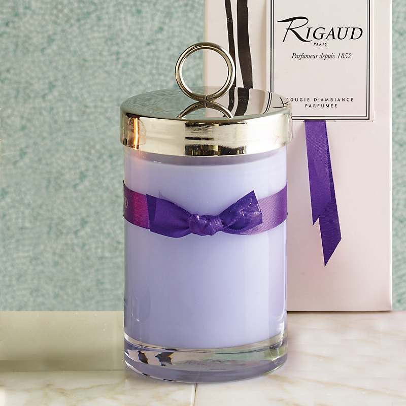 Rigaud Lavender Scented Candle
