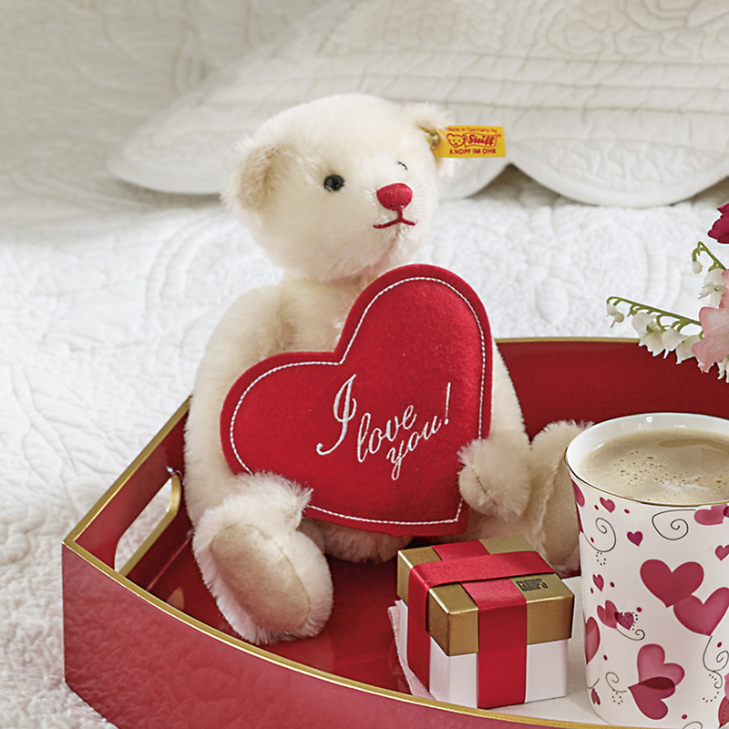 Steiff Fabian 'I Love You' Teddy Bear