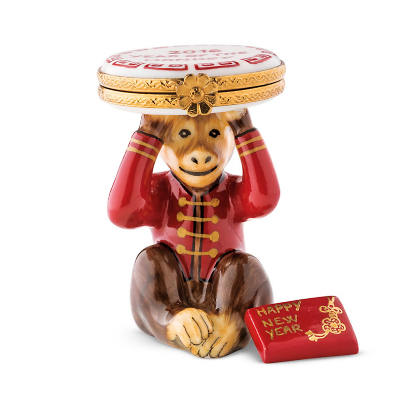 Limoges Year Of The Monkey