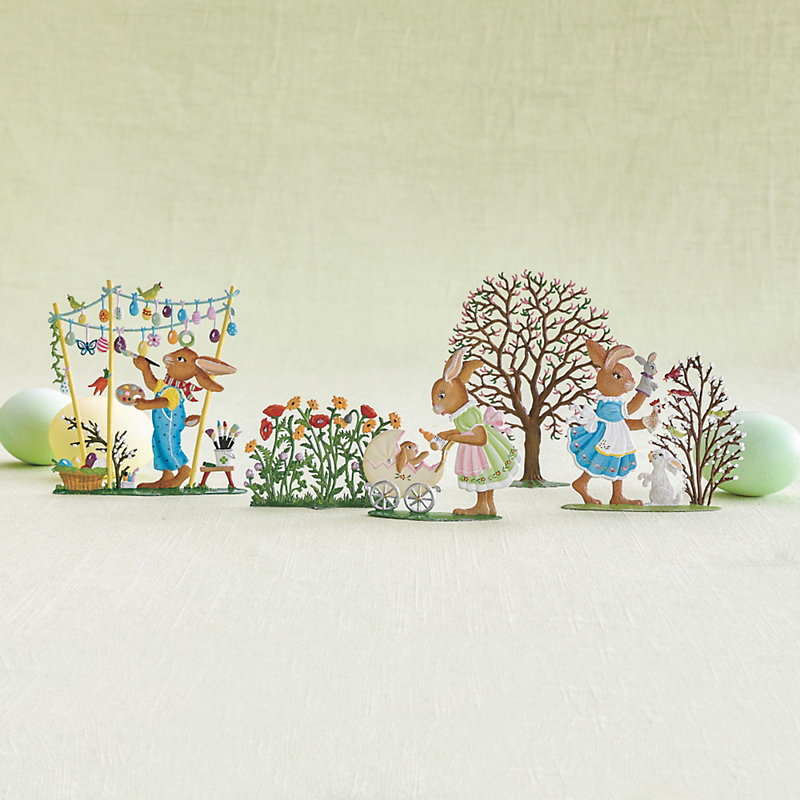 Schweizer Easter Pewter Collectibles