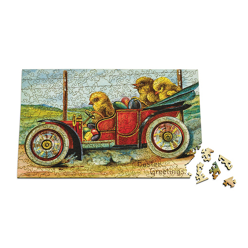 Jelly Bean Bandits Puzzle