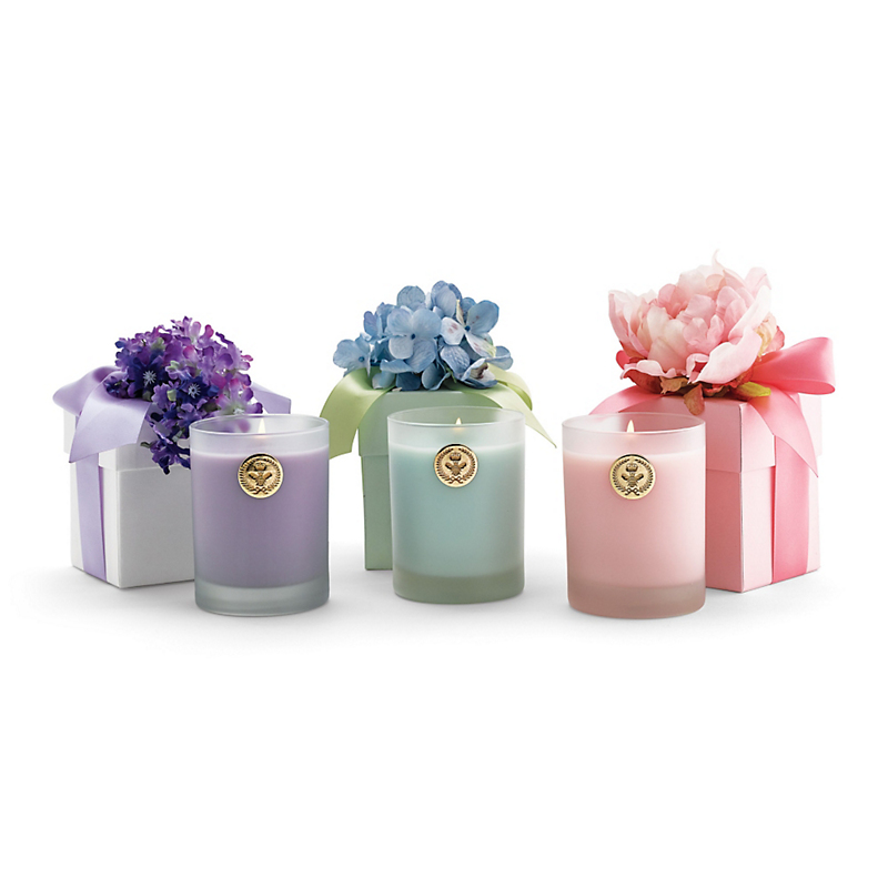 Spring Blossom Candles