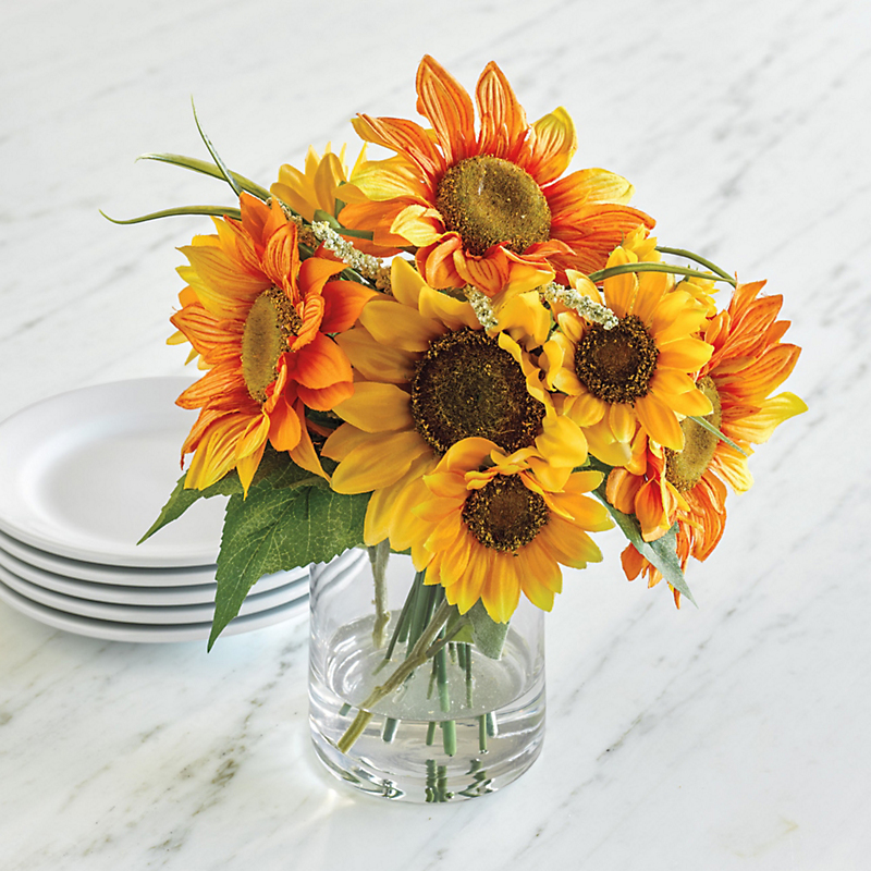 Provence Sunflower Bouquet