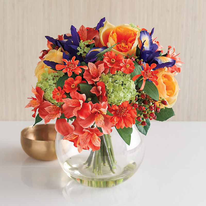 Radiant Summer Mixed Bouquet