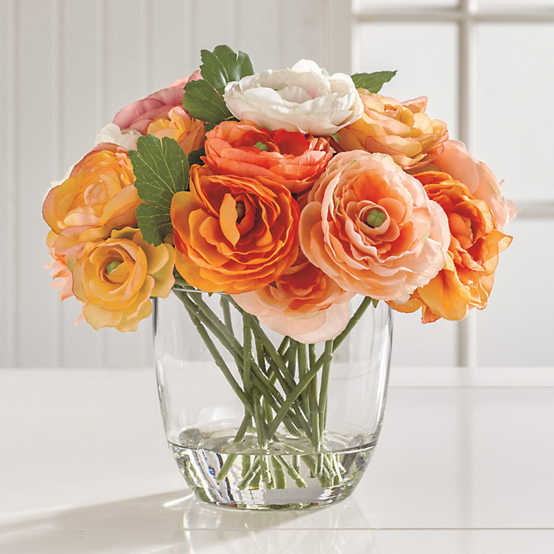 Summer Breeze Ranunculus Bouquet