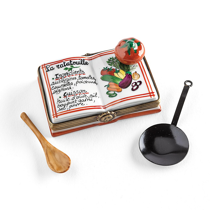 Limoges Ratatouille Cookbook