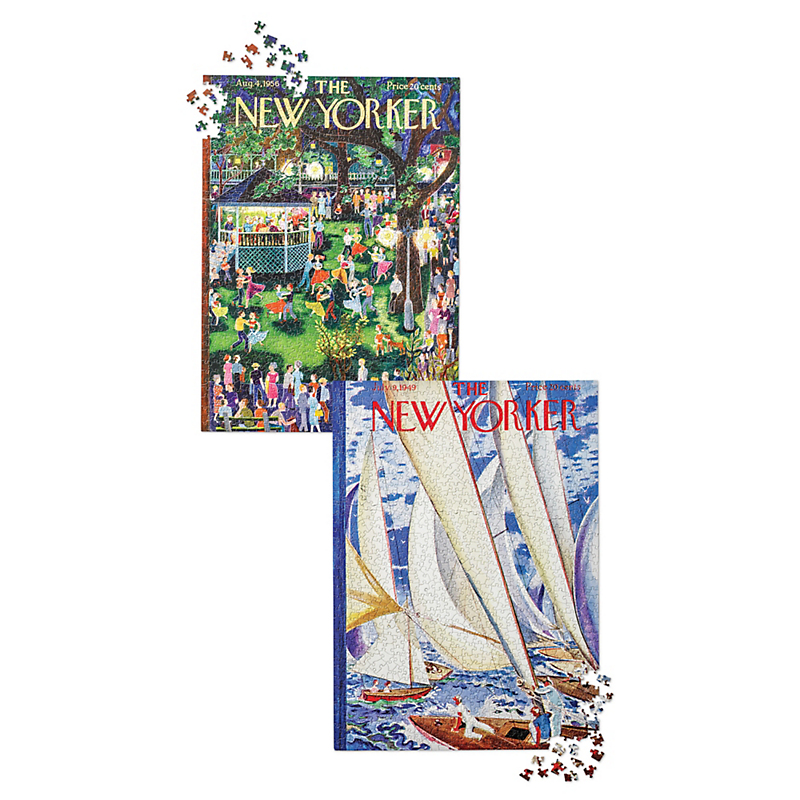The New Yorker Summer Puzzles