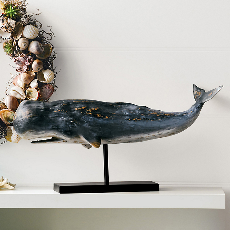 Whale With Stand