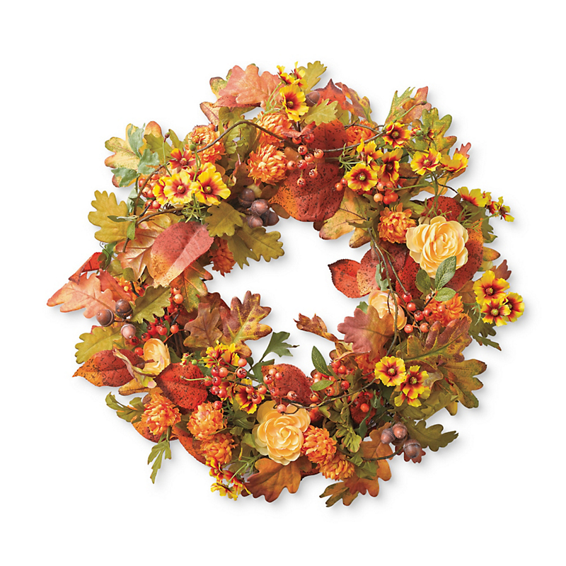 Calistoga Autumn Wreath