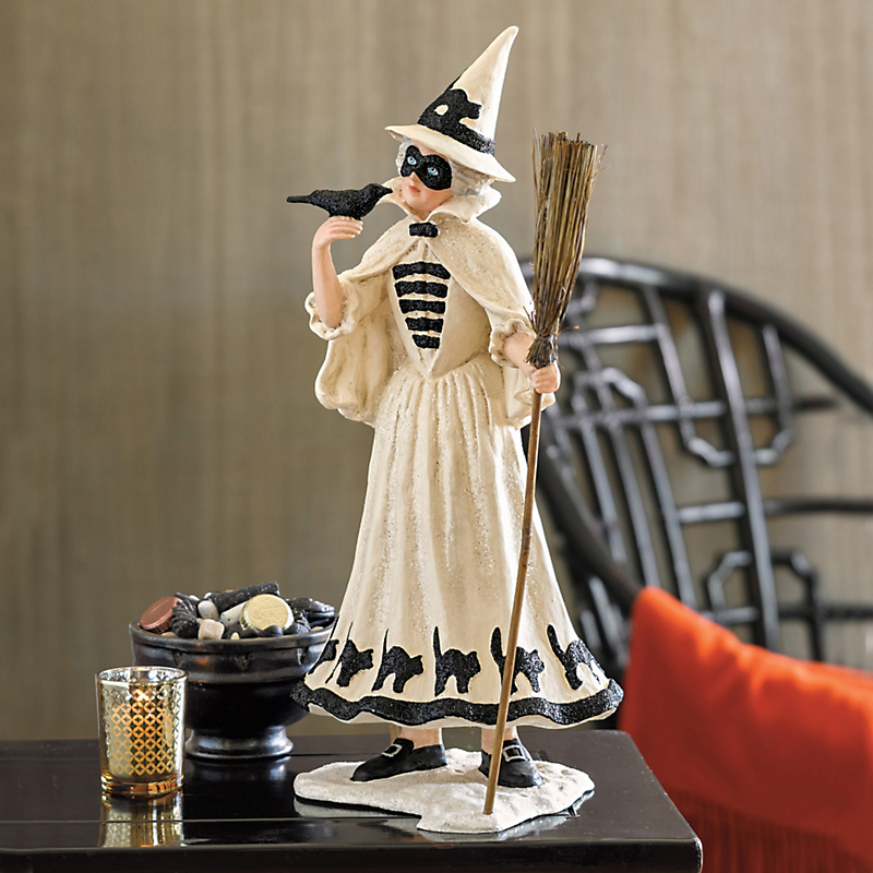 The Good Witch Halloween Figure