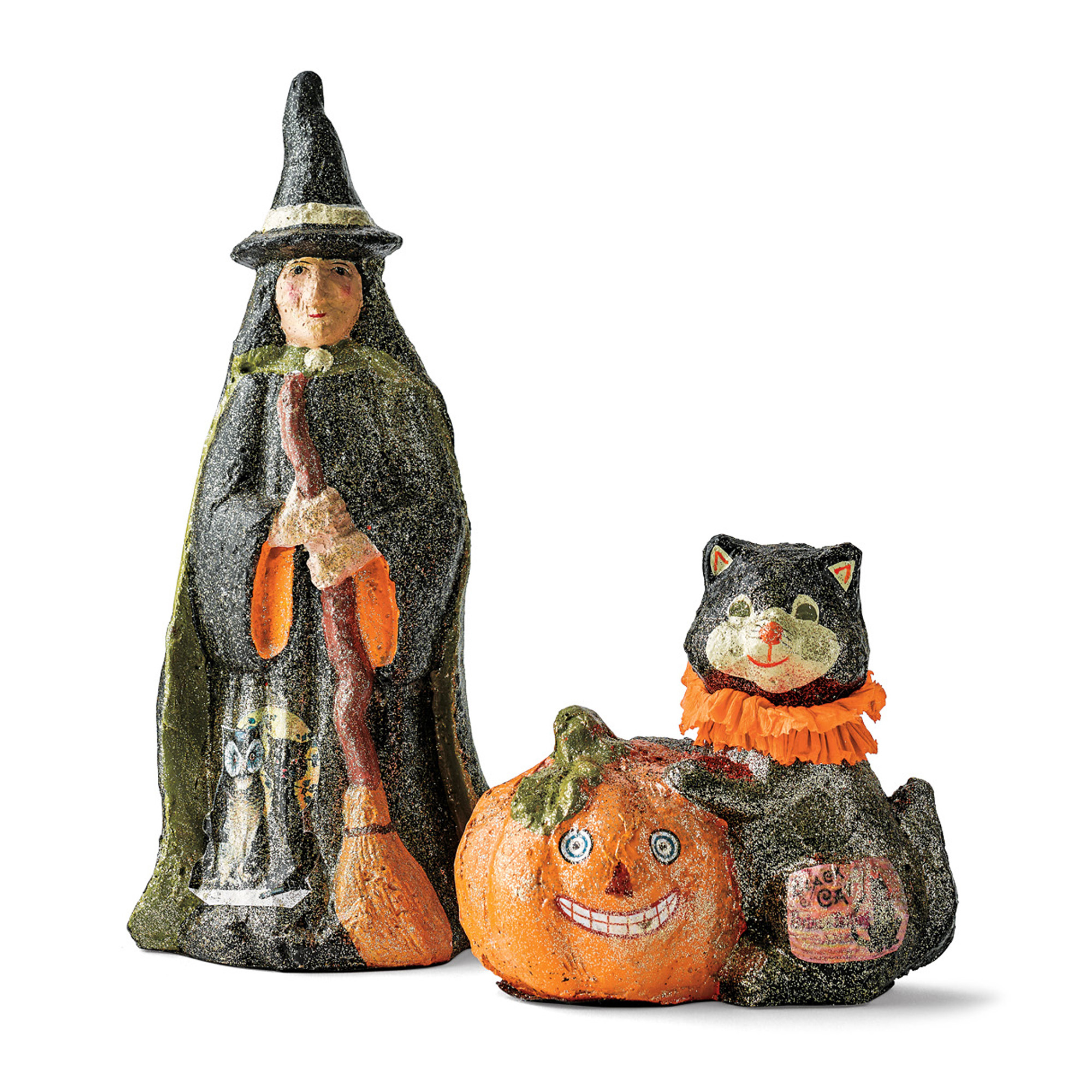 Bewitching Buddies Halloween Figures