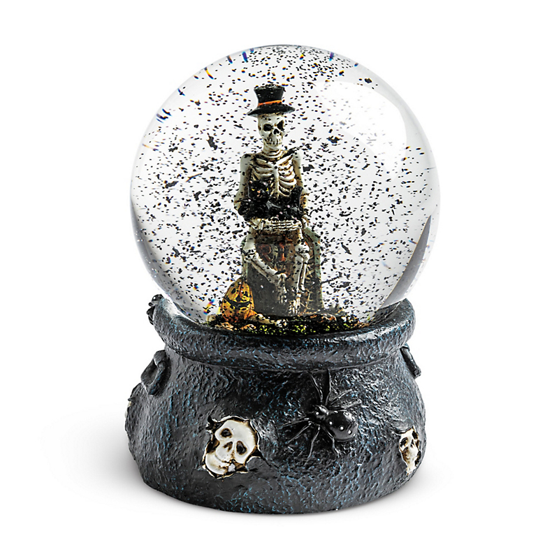 Skeleton Waterglobe
