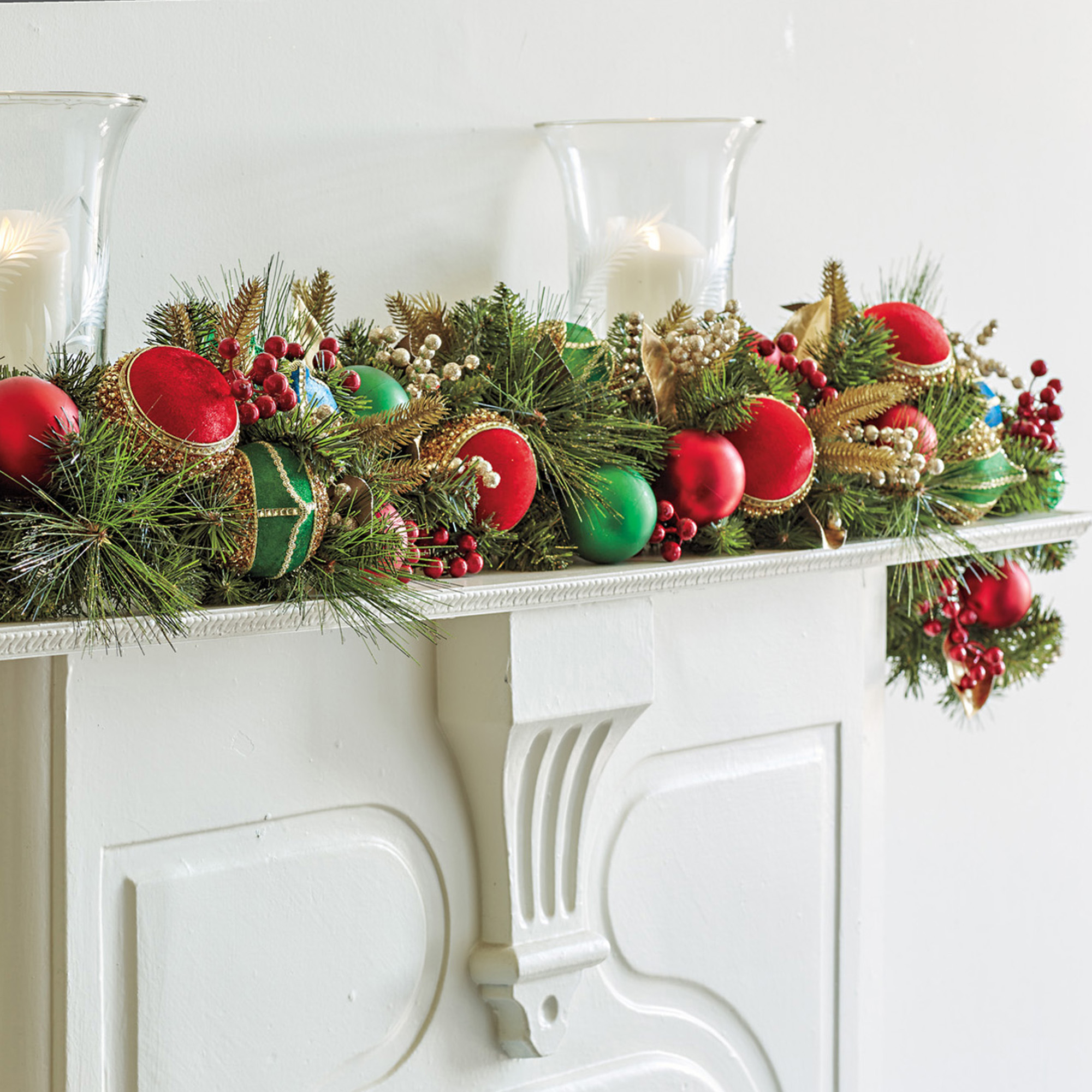 Holiday Festivity Collection Garland
