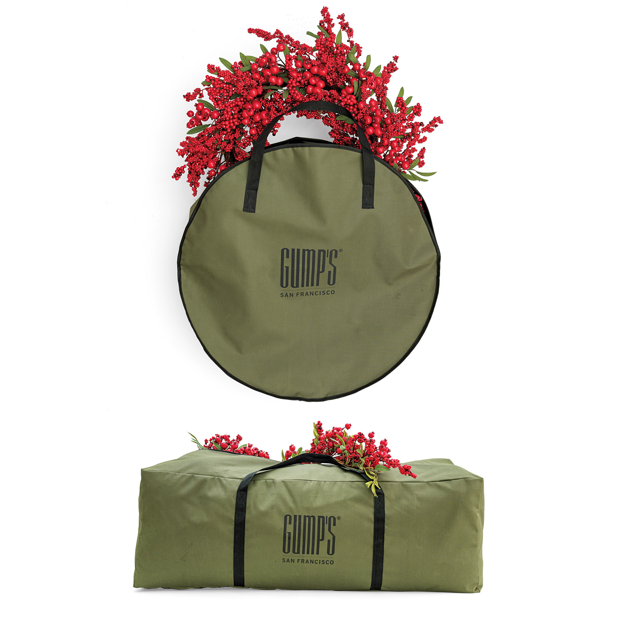Wreath & Garland Storage Bags