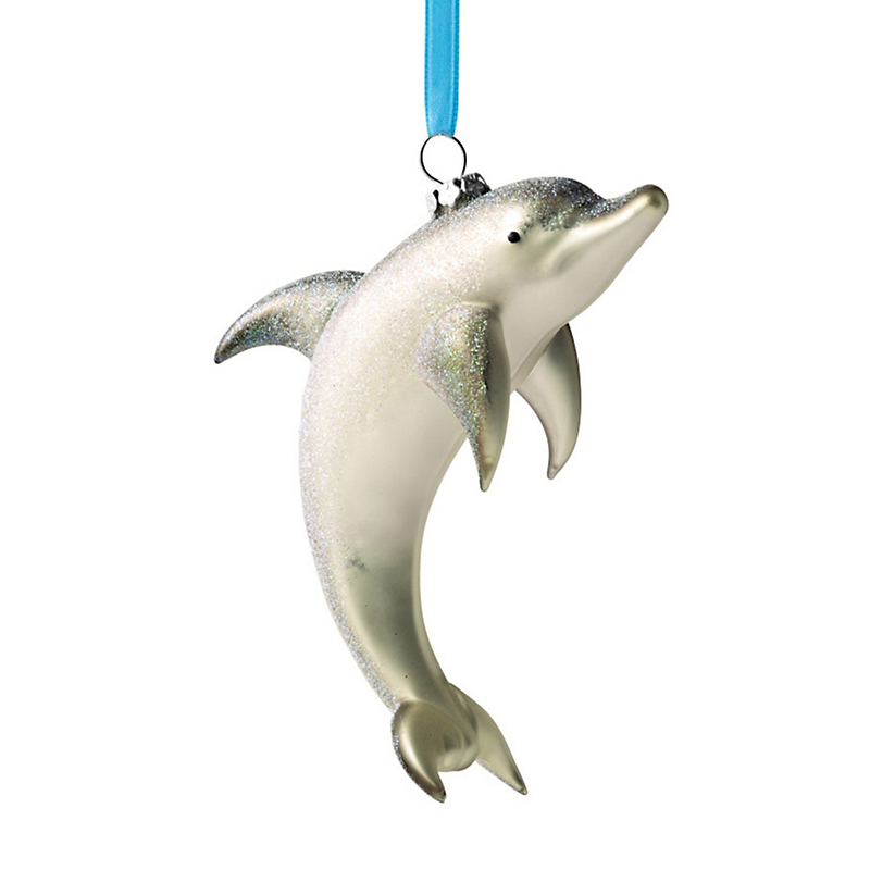 Dolphin Sealife Christmas Ornament