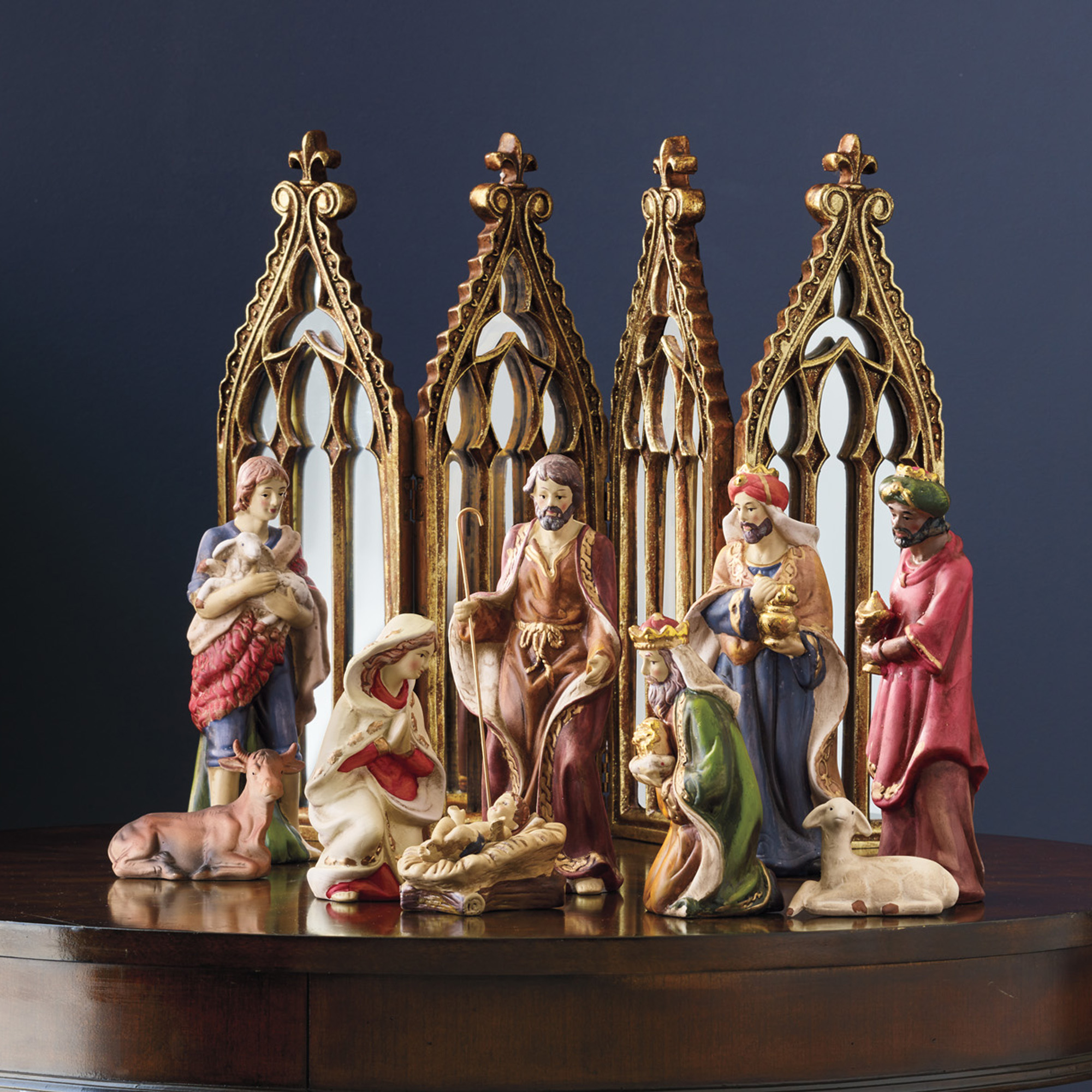 Nativity Set, 9 Piece