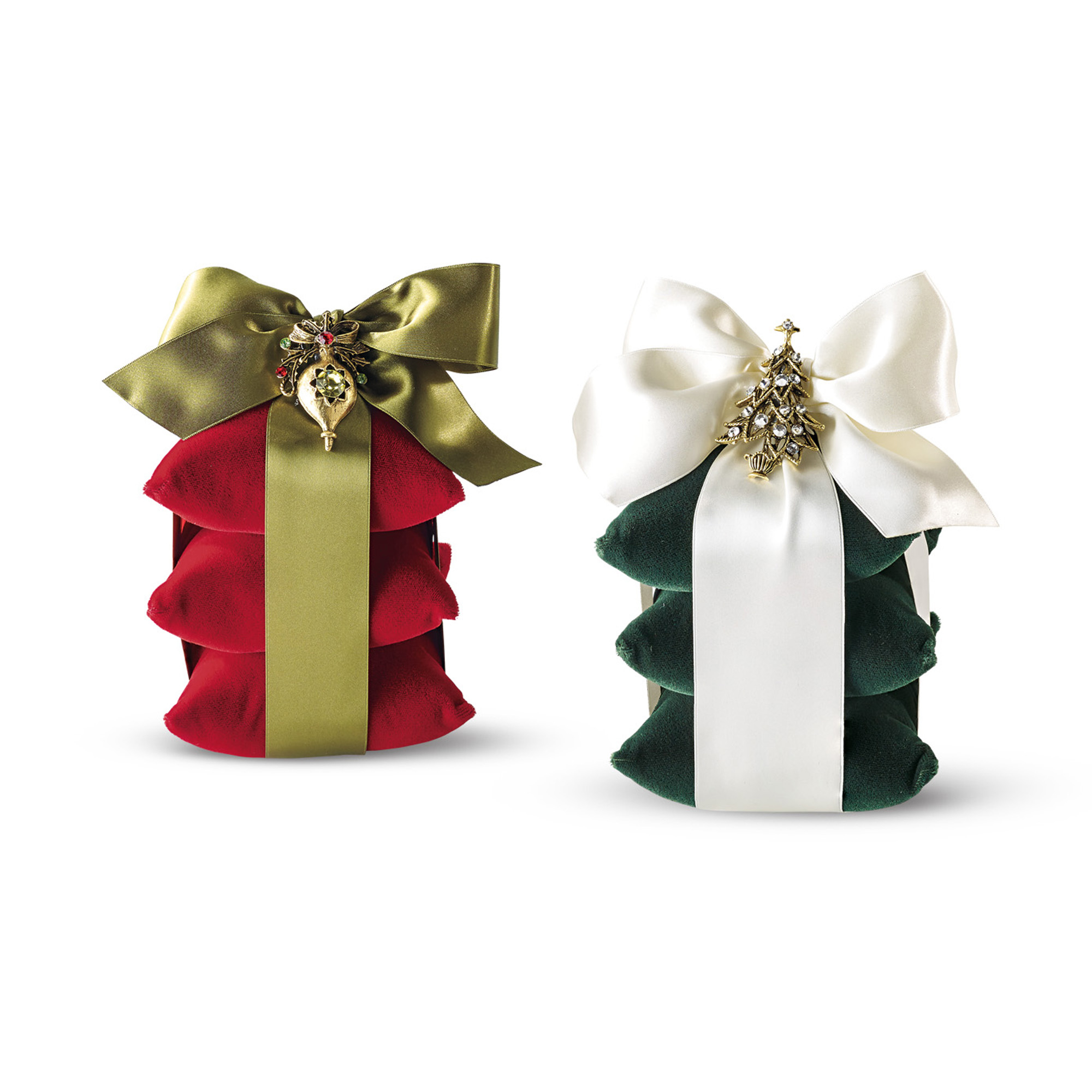Holiday Velvet Sachets