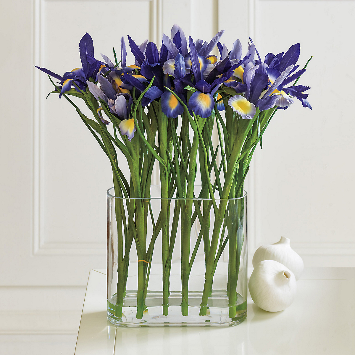Saint Remy Iris Arrangement Gumps