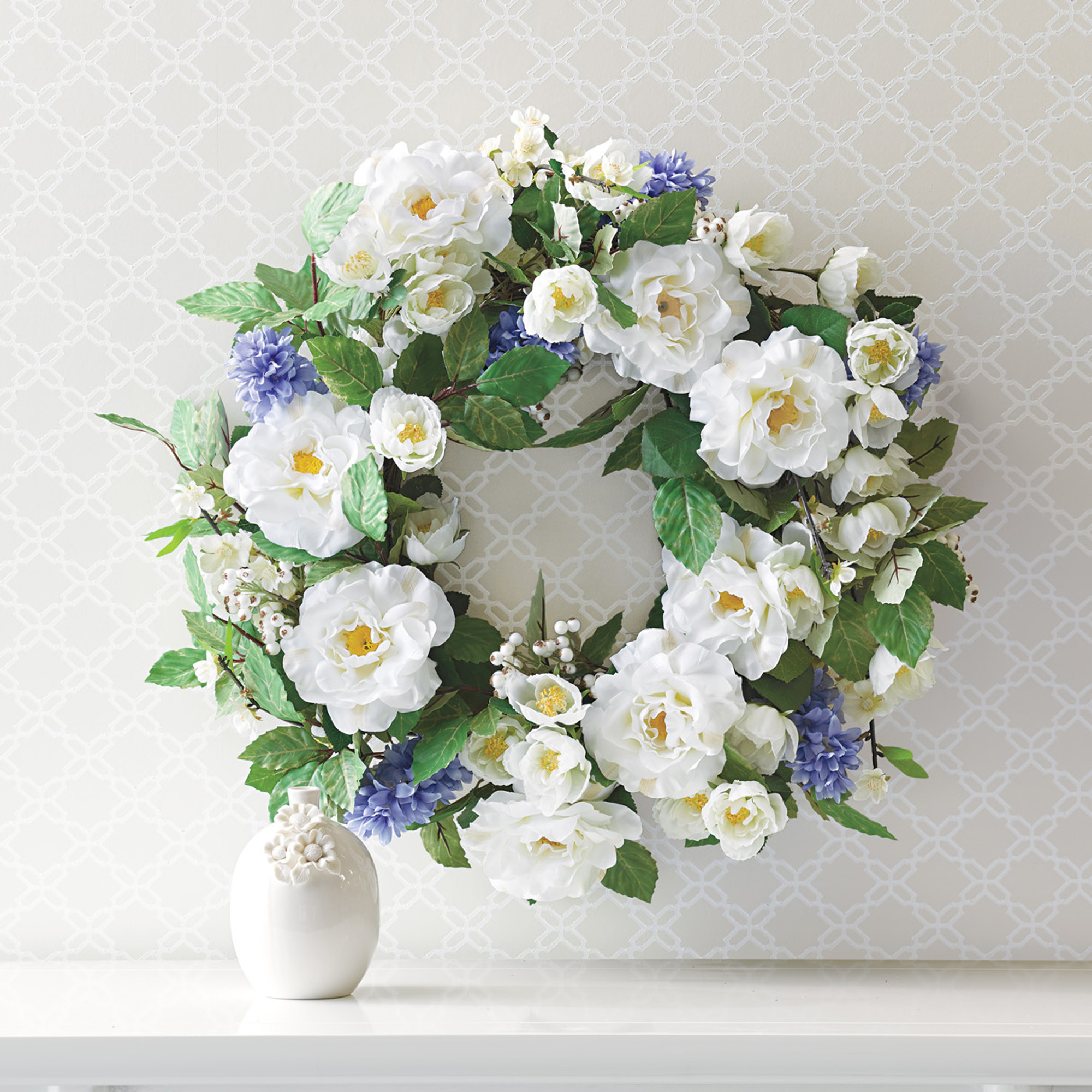 Delilah Wildflower Wreath