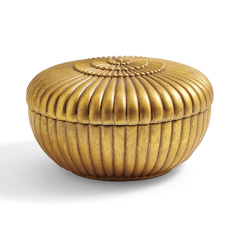 Golden Chrysanthemum Box