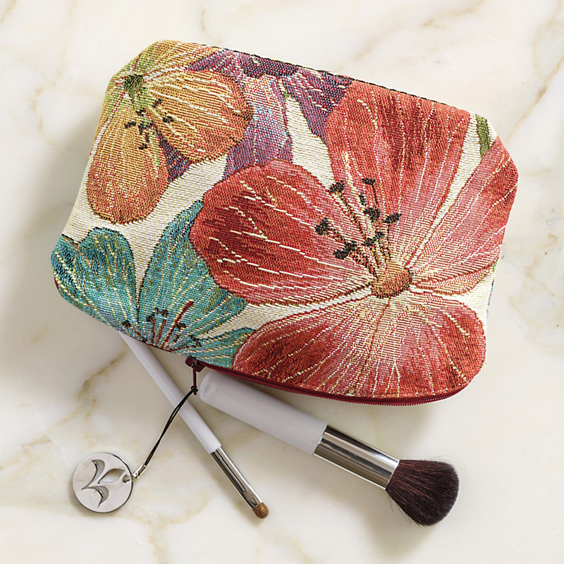 Marietta French Cosmetic Bag