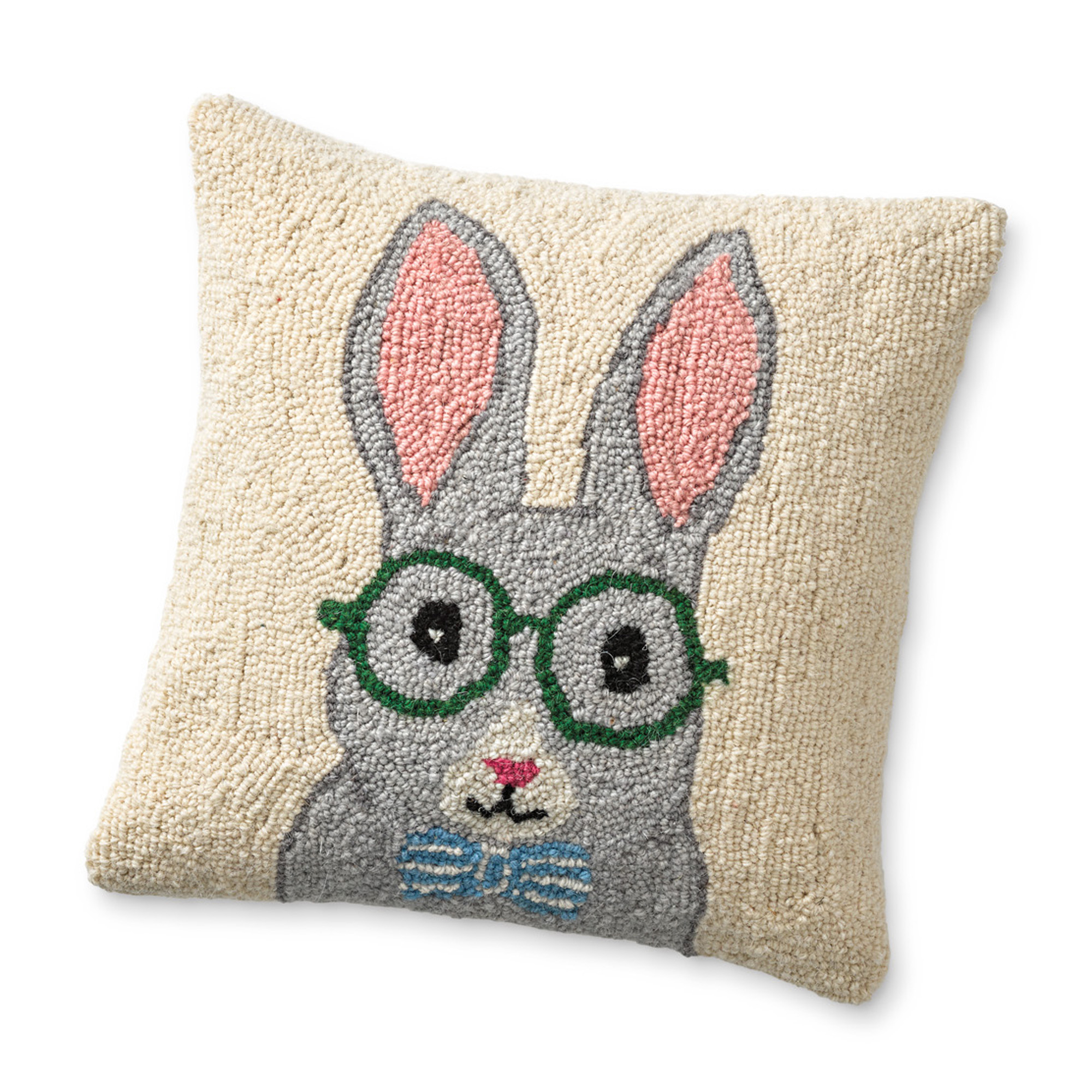 Bunny Hook Pillow