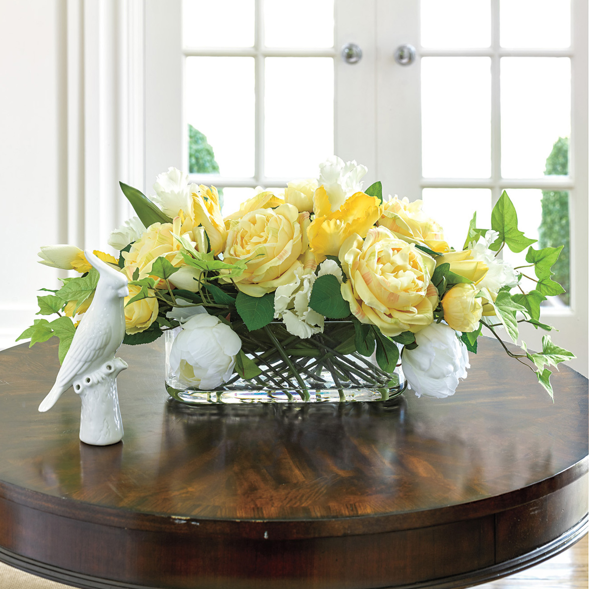Mirabelle Rose Centerpiece