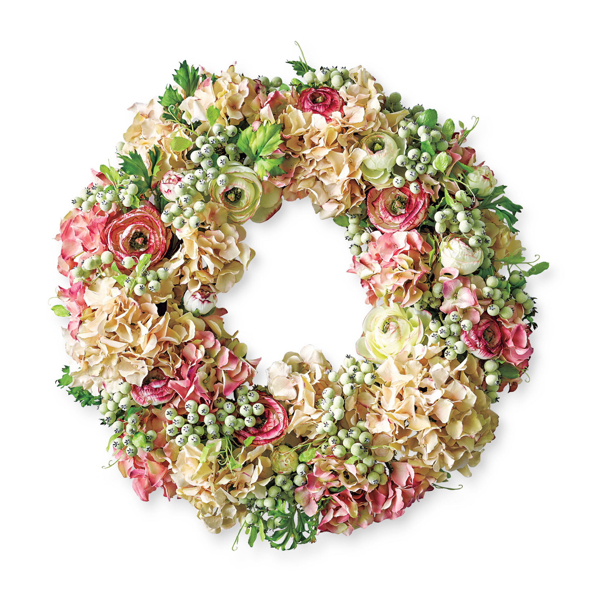 English Countryside Wreath
