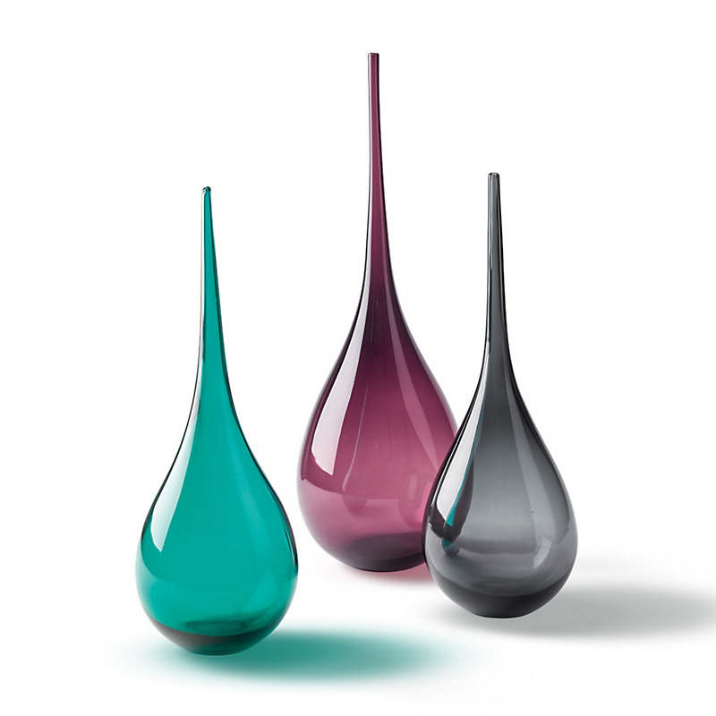 Amaya Glass Teardrops