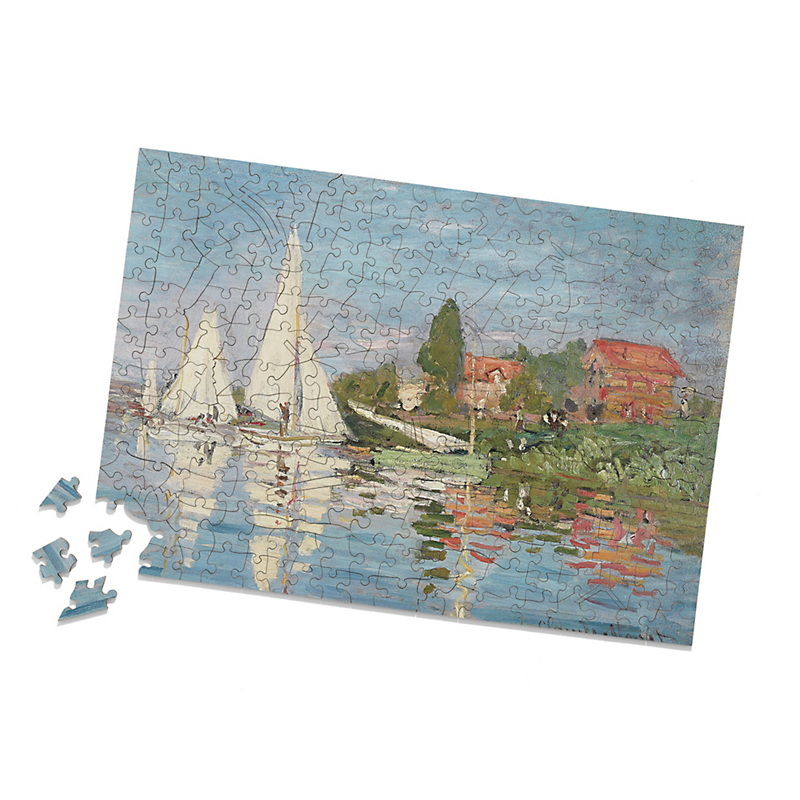 Regatta At Argenteuil' Puzzle