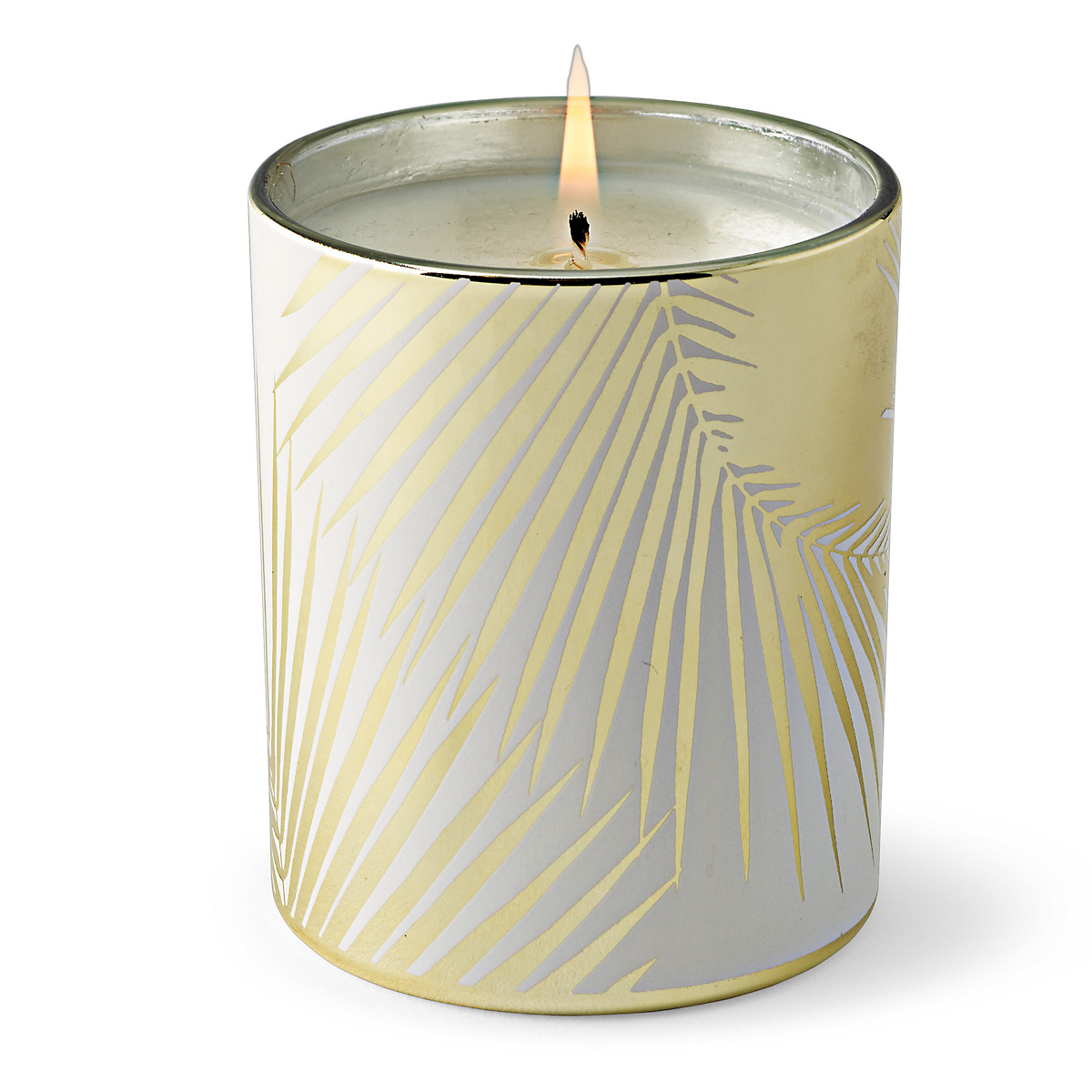 Palm Leaf Candle