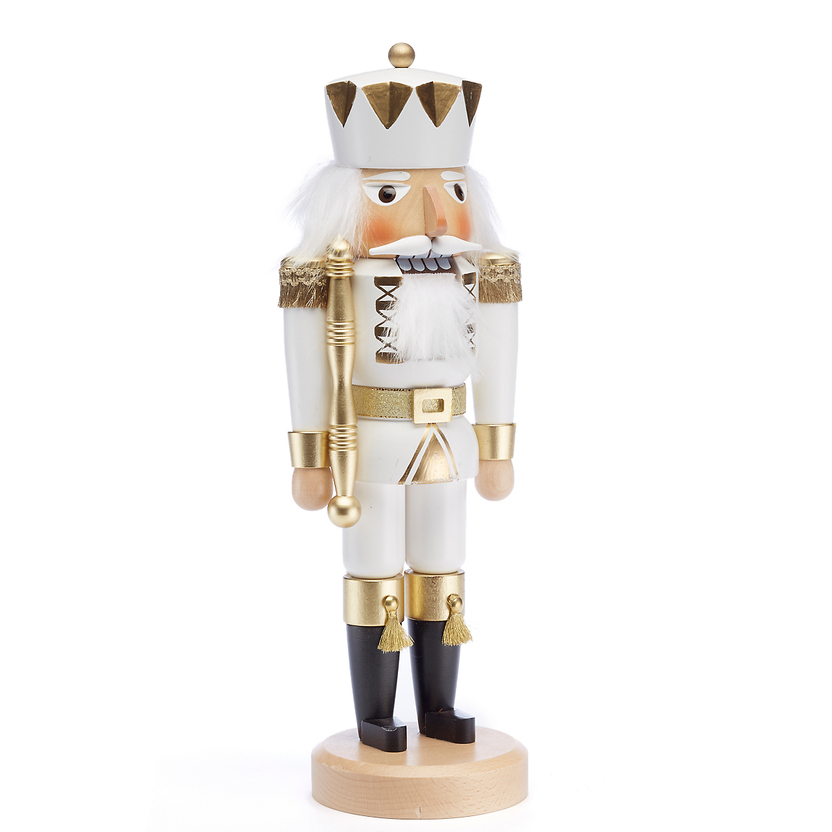 Limited-Edition Snow King Nutcracker