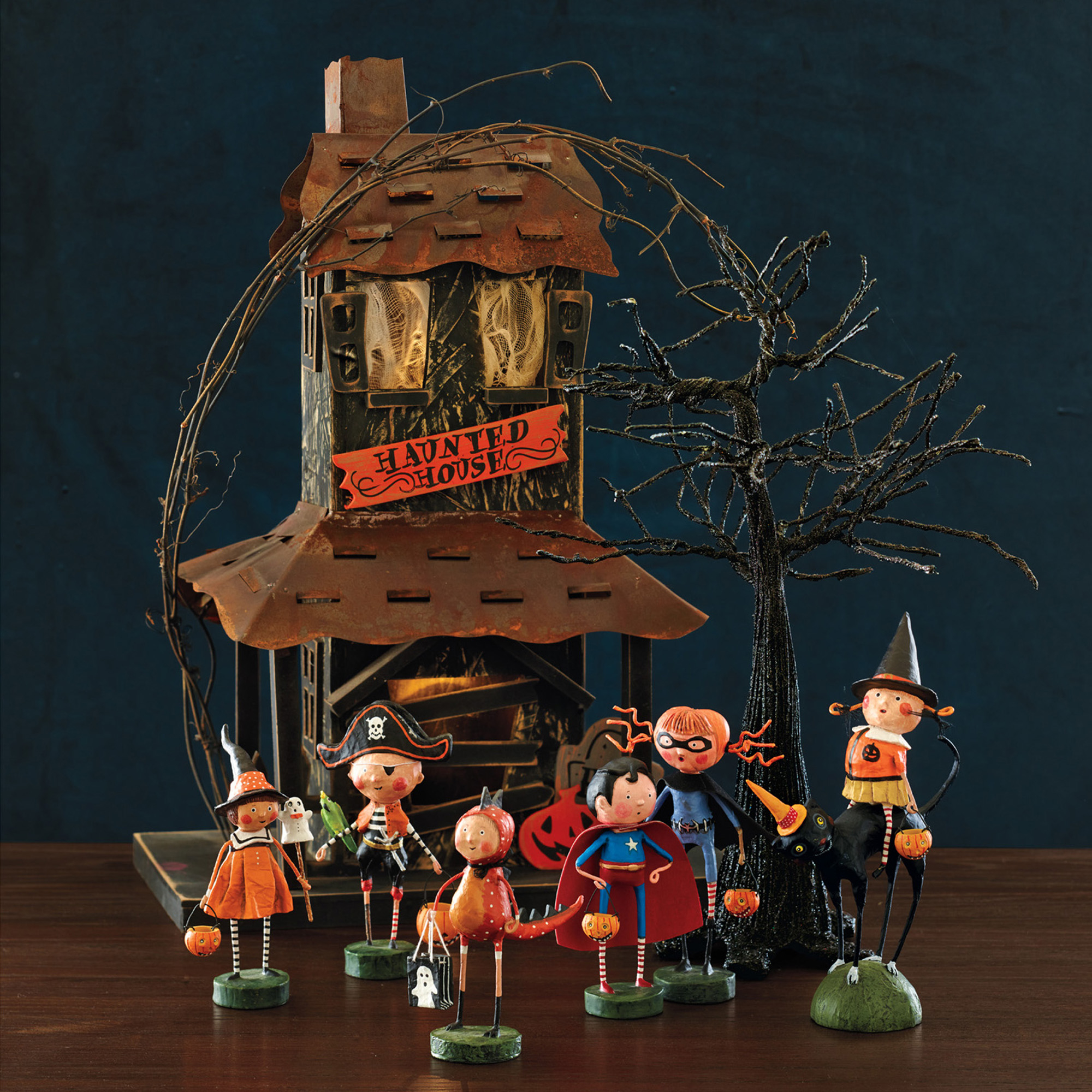 Trick-Or-Treat Collectibles