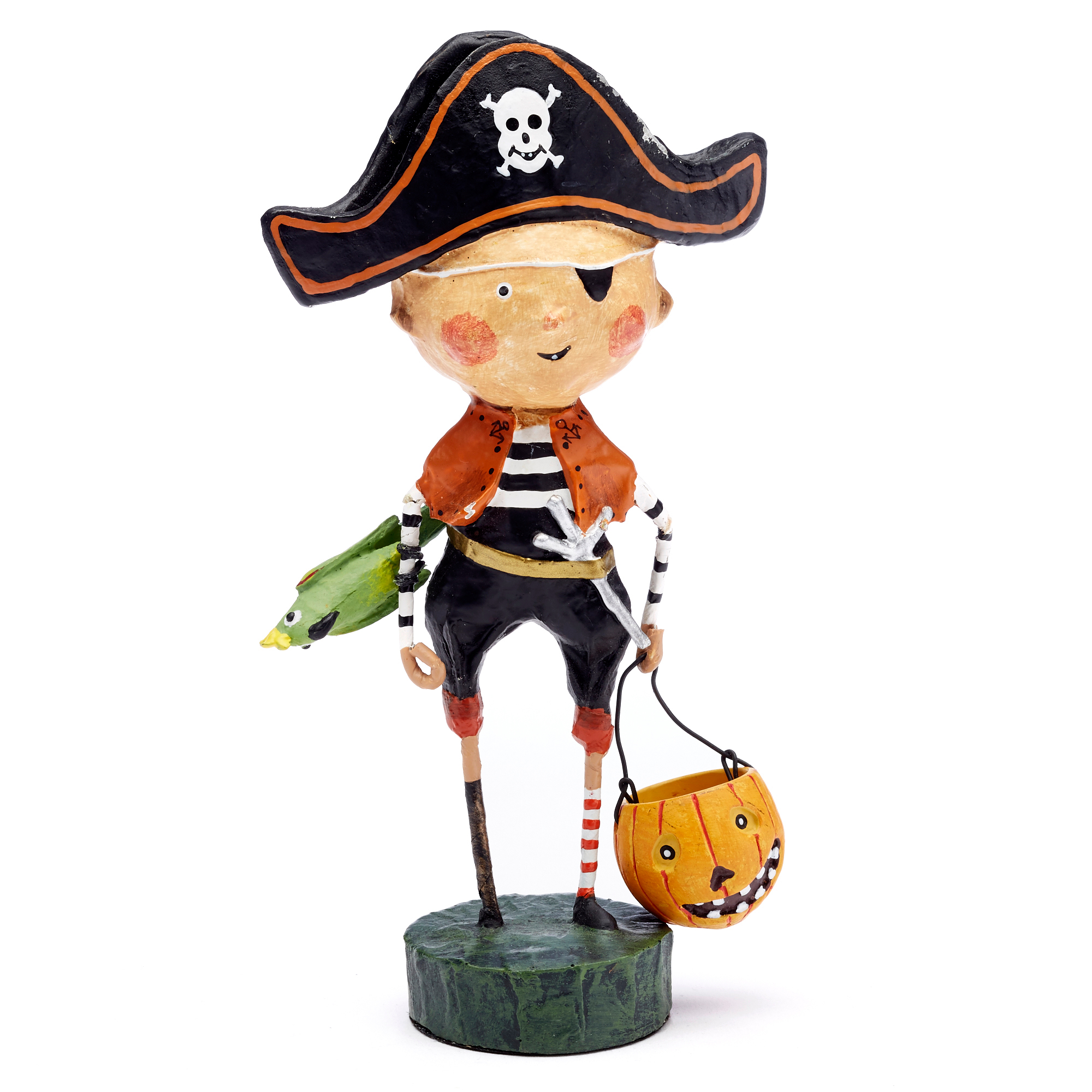 Trick-Or-Treat Captain Kidd Collectible
