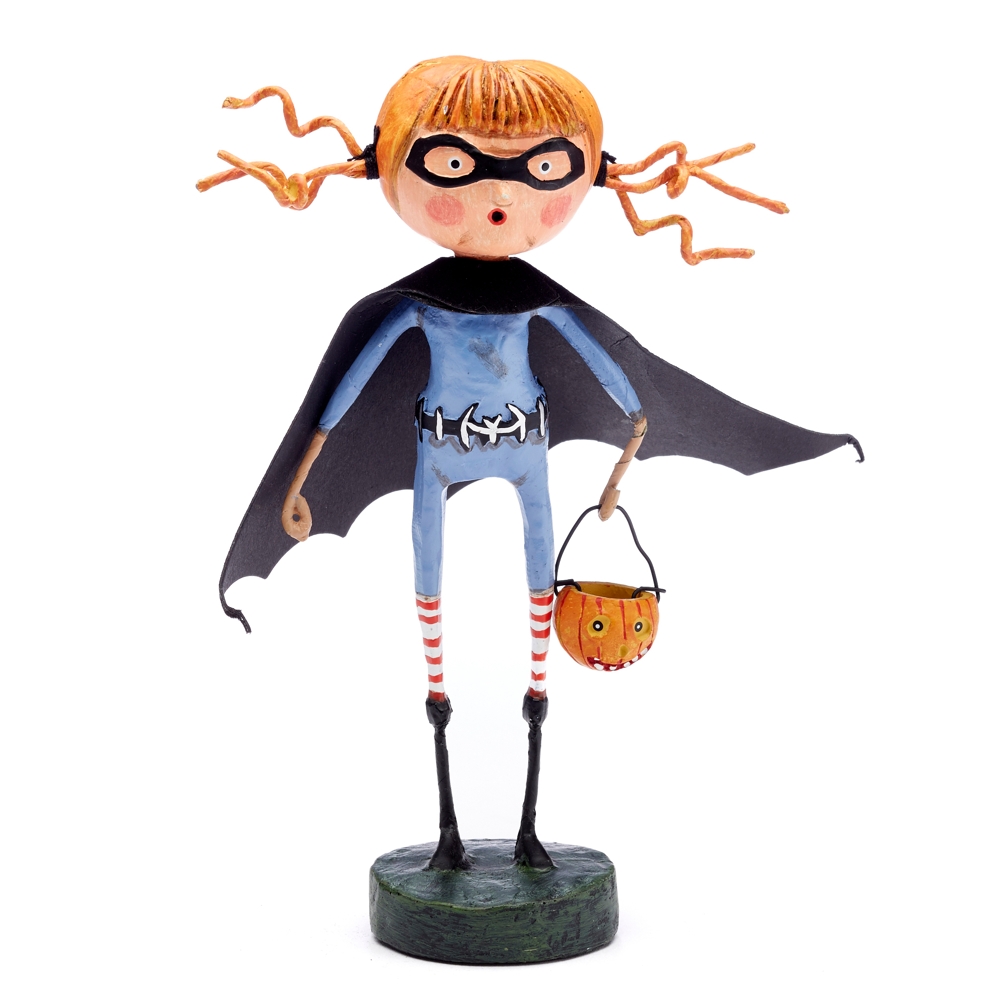 Trick-Or-Treat Batty Natty Collectible Figure