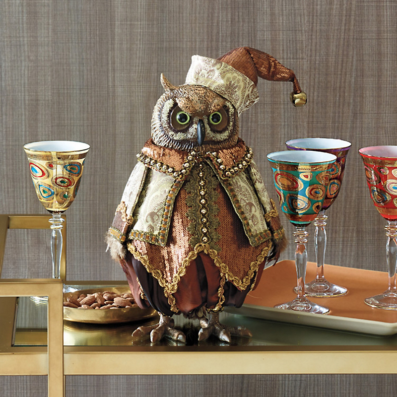 Celebration Owl Figure