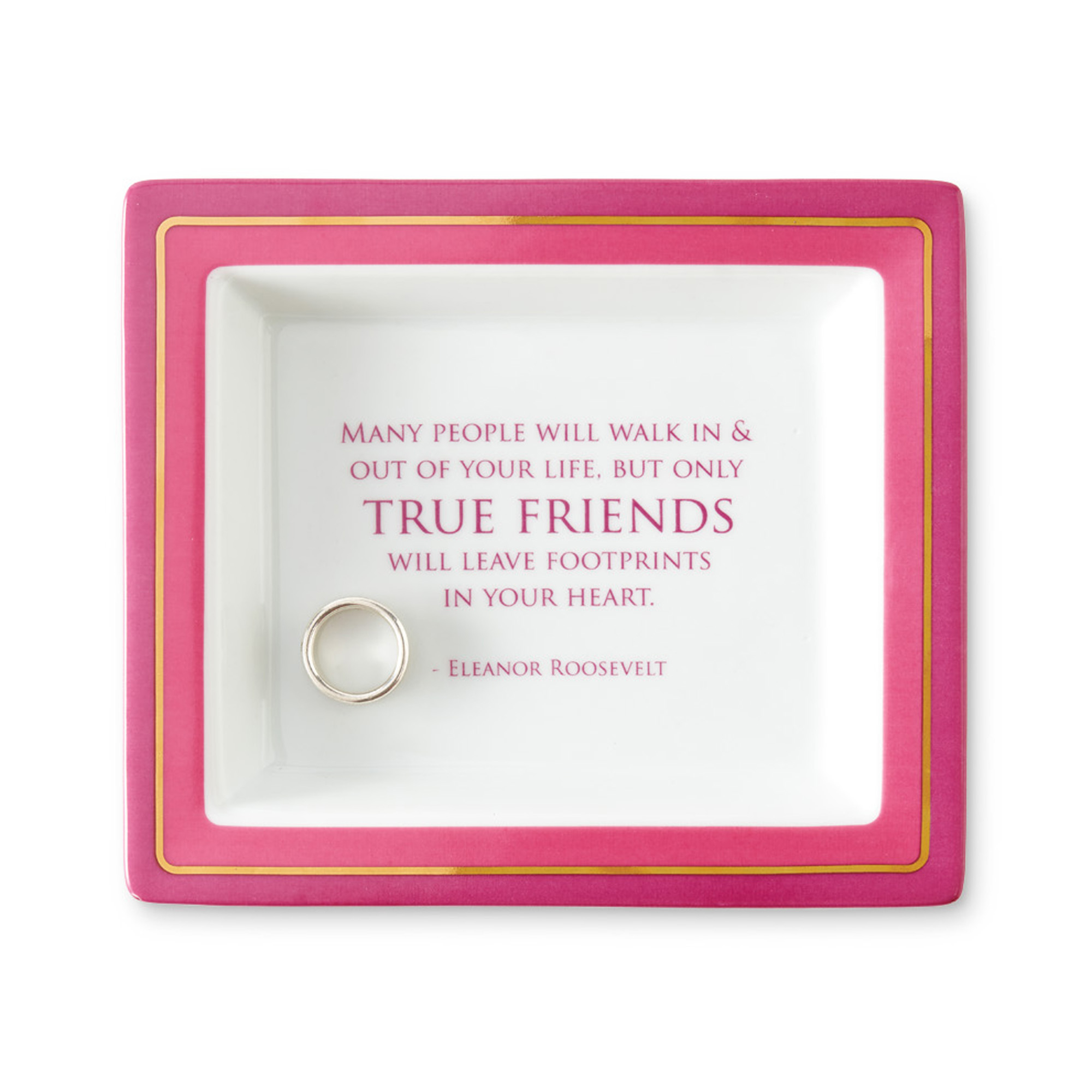 True Friends Trinket Dish