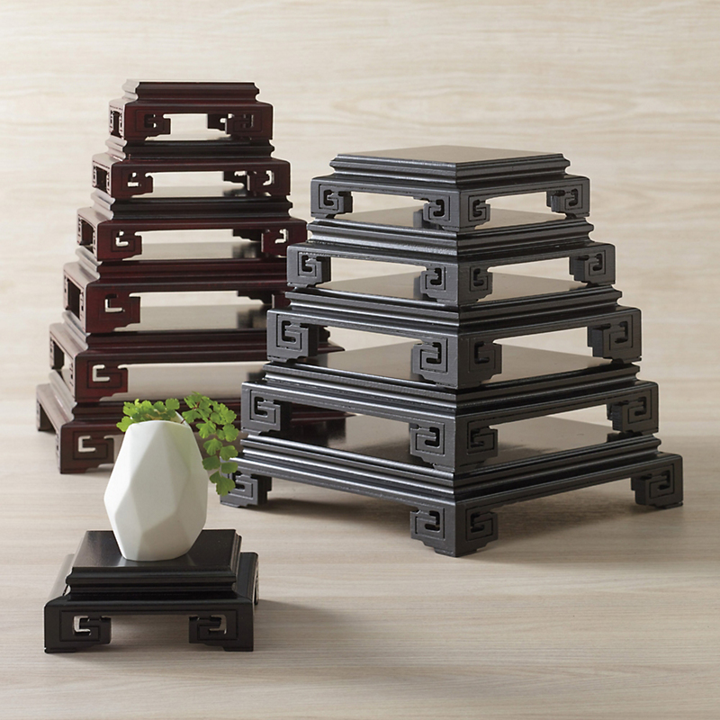 Square Display Stands