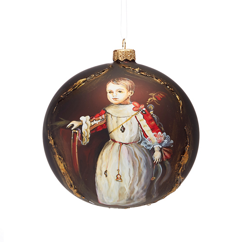 Old Masters Prince Philip Prospero Ornament